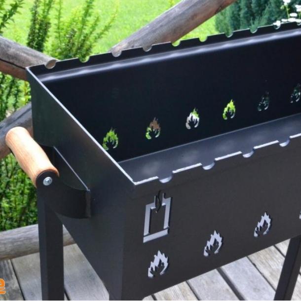 Abas kompakt grill